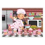 Den lyckliga kocken/catereren/bagerit - SRF Visitkort Mall