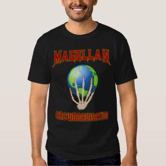Den Magellan världen turnerar (Circumnavigation) T Shirt