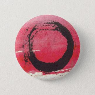 Den magentafärgade zenen cirklar standard knapp rund 5.7 cm