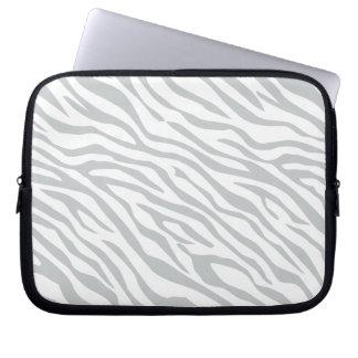 Den magiska zebra ränder klickar för att datorfodral