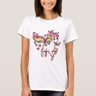 Den majestätiska Llamacornen T Shirt