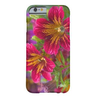 Den målade tungan slut-ups av deras blom - barely there iPhone 6 skal