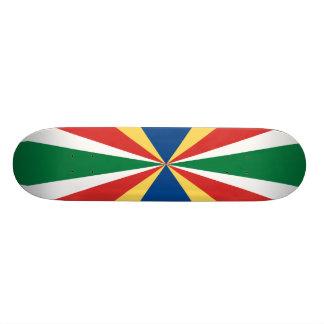 Den mång- anpassadet strålar skateboard bräda 20 cm