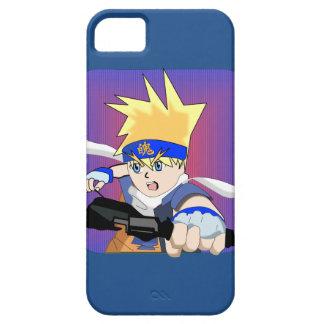 Den Manga pojketelefonen täcker iPhone 5 Skydd