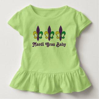Den Mardi Gras babyen lurar den Fleur de Lis Tröja