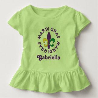 Den Mardi Gras personligen lurar T Shirts
