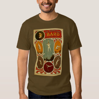 Den Marvellous barden T-shirt
