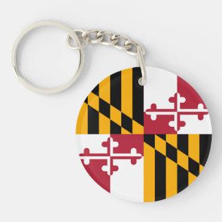 Den Maryland statlig flagga färgar grafiskt