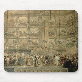 Den maskerade bollen, c.1767 musmatta