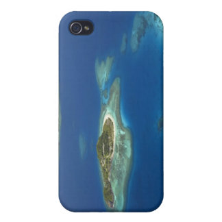 Den Matamanoa ön och korall revar, den Mamanuca ön iPhone 4 Skal