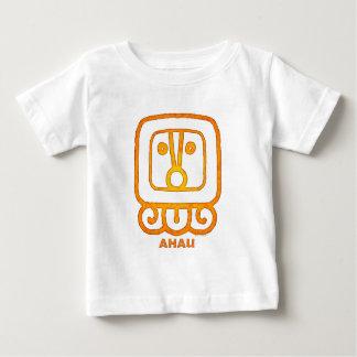 Den Mayan kalendern undertecknar - AHAU Tee Shirt