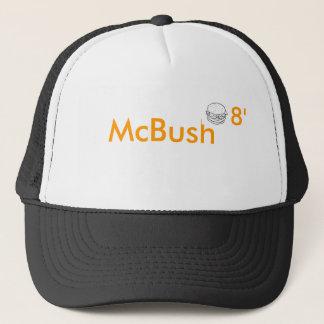 Den McBush hatten 2008 - låt inte honom hamburgler Truckerkeps