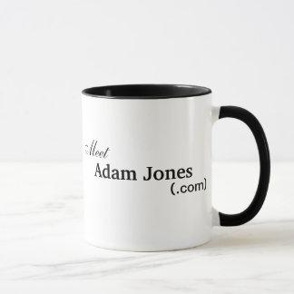 Den MeetAdam Jones muggen Mugg
