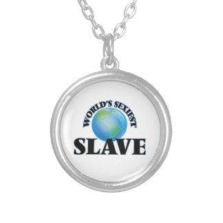 Den mest sexiest världen slavar halsband