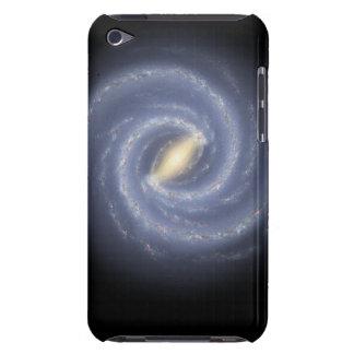 Den Milky långt galaxen iPod Touch Cases