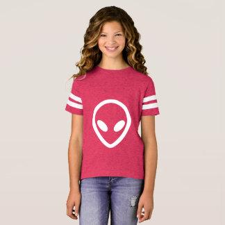 Den Minimalist främlingen håller ögonen på dig T-shirt