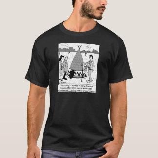 Den moderna utslagsplatsen Pee har centralluft & Tee Shirts