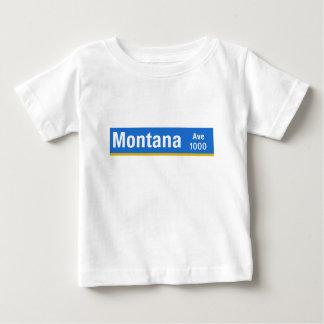 Den Montana avenyn, Los Angeles, CA-gata T Shirts
