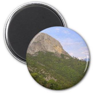 Den Moro stensequoiaen parkerar granitskogar Magnet