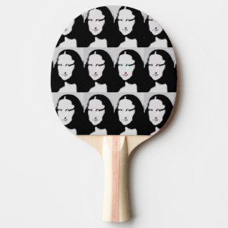 Den Mun Liisa pingen Pong paddlar Pingisracket