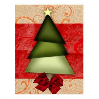 den nätt eleganten Julhälsningar vykort