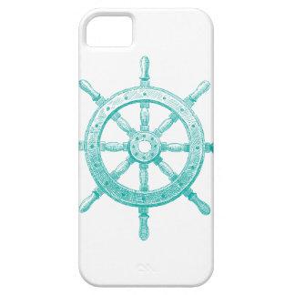 Den nautiska FRAKTEN rullar iPhone 5 Skydd