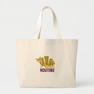 Den NDUTIME-ungdommen & familjen servar Tote Bags