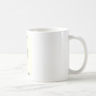 Den neurotiska ugglan dricker en Martini Kaffemugg