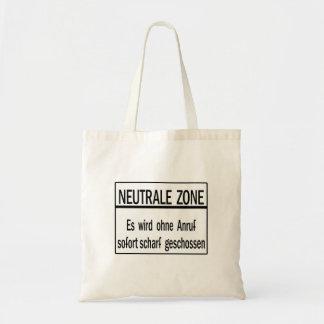 Den Neutrale zonen, den Berlin väggen, Tyskland Budget Tygkasse
