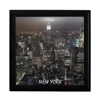 Den New York gåvan boxas den New York City Presentskrin