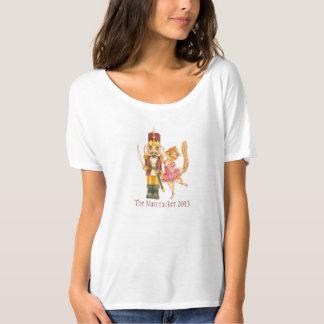 Den nötknäpparebalettCommemmorative T-tröja T Shirt
