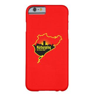 Den Nurburgring Nordschleife tävlingen spårar, Barely There iPhone 6 Skal