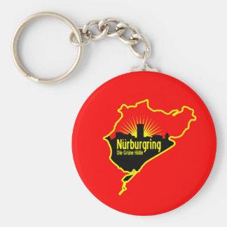 Den Nurburgring Nordschleife tävlingen spårar, Rund Nyckelring
