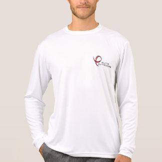 Den nya fuktighetsWicking L/S för elit skjortan T-shirt