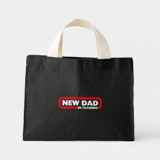Den nya pappan i utbildning - hänga lös för enTime Mini Tygkasse