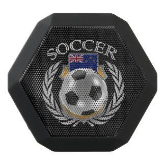 Den nyazeeländska fläkten för fotboll 2016 svart bluetooth högtalare