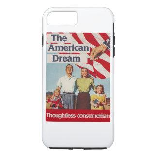 Den obetänksamma consumerismen för amerikanska