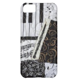 Den Oboe träblåsinstrumentmusikalen instrumenterar iPhone 5C Fodral