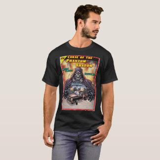 Den officiella förbannelsen av fantomen skuggar t shirt