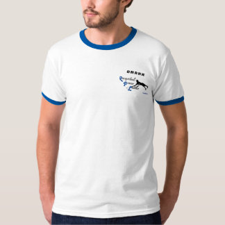 Den Omaha racquetballen driver stegeligat-skjortan Tee Shirt