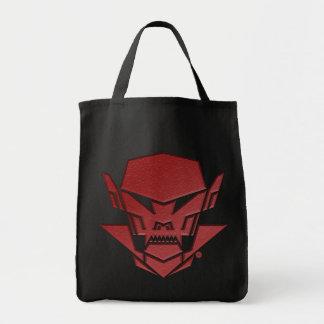 Den omformade vampyren Halloween hänger lös Tote Bags