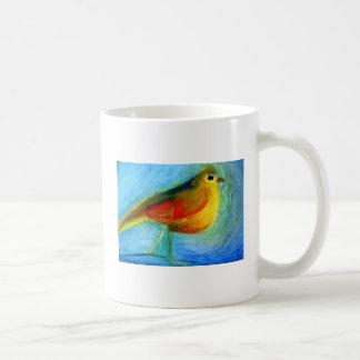 Den önskande fågeln 2012 kaffemugg