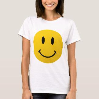 Den original- smiley face tee shirt