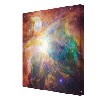 Den Orion nebulaen 3 Canvastryck