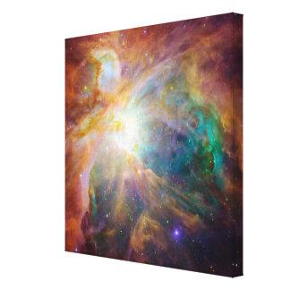 Den Orion nebulaen 3 Kanvastryck