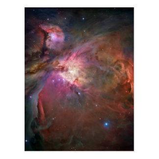 Den Orion nebulaen Vykort