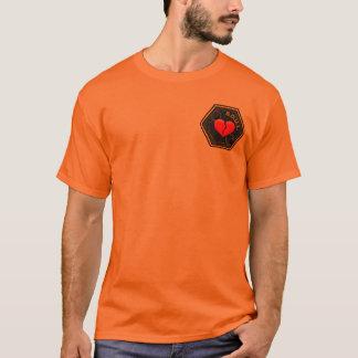 Den övre besättningskjortan för rengöring tröja