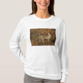 Den övreMara, MasaiMara leken reserverar, Kenya, Tee Shirt