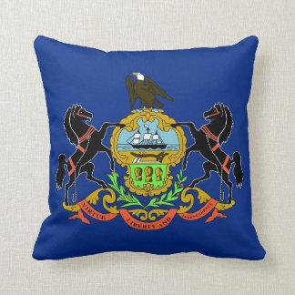 Den Pennsylvania statlig flaggaamerikanen MoJo Kudde