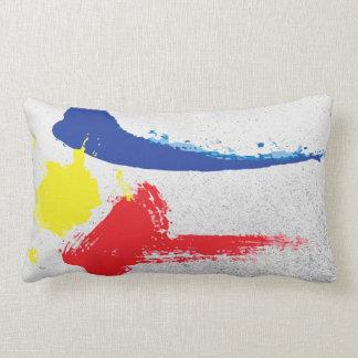 Den Philippines flagga kudder - filippinsk pride Lumbarkudde